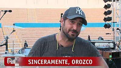"""Corazón- Orozco habla del amor: """"Soy lo suficientemente romántico y cometo errores como todos los humanos"""""""