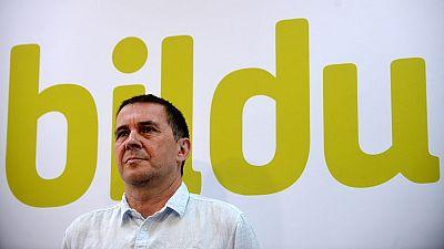 """La Fiscalía recalca que Otegi es """"inelegible"""" al estar inhabilitado"""