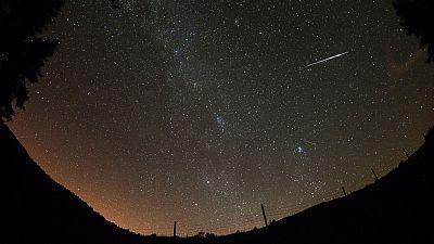 Las Perseidas alcanzan esta noche su punto álgido con 200 estrellas fugaces por hora