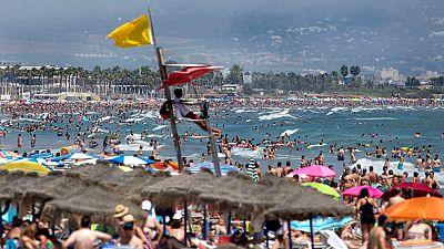 Ocho de cada diez turistas nacionales eligen España y sus playas para pasar el verano