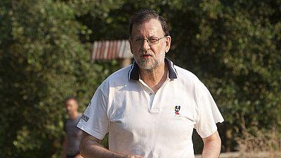 Rajoy asegura en Galicia que habrá elecciones si el PSOE mantiene su posición