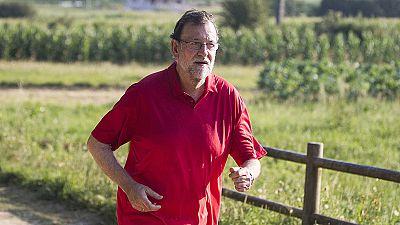 """Rajoy dice que el crédito de España quedaría """"muy dañado"""" con otras elecciones"""