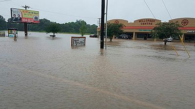 Al menos tres muertos y miles de evacuados por inundaciones en Luisiana