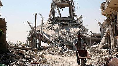 En el norte de Siria continúa el avance de los combatientes kurdos y árabes que luchan contra el Estado Islámico, con el apoyo de Estados Unidos