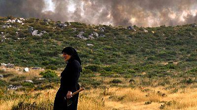 Las autoridades portuguesas esperan tener controlados la mayoría de los incendios en las próximas horas