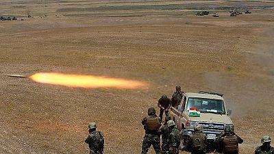 Los 'peshmerga' avanzan hacia Mosul, la ciudad iraquí más importante en manos del Estado Islámico