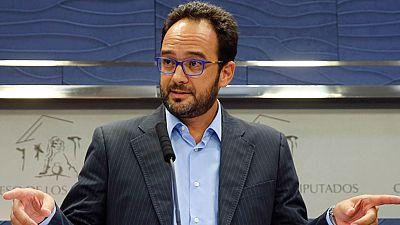 El PSOE se mantiene en el `no¿ a Rajoy y reclama la fecha de investidura