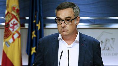 """Villegas lamenta que el PP """"haya perdido estos siete días para nada"""" y anuncia que Rivera y Rajoy se reunirán este jueves"""