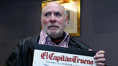 """Muere Víctor Mora, padre de """"El Capitán Trueno"""""""