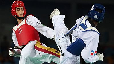 Río 2016. Taekwondo | Jesús Tortosa cae ante el dominicano Luisito Pie en la lucha por el bronce