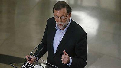 Rajoy acepta las condiciones de Ciudadanos y fijará hoy la fecha de investidura