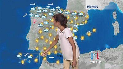 El tiempo en Canarias - 18/08/2016