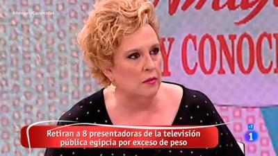 El alegato de Silvia Tarragona en defensa de las mujeres con sobrepeso