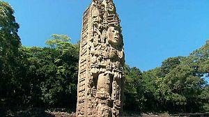 Patrimonio de la Humanidad: Sitio Maya de Copan (Honduras)