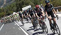 Etapa 2 - Vuelta Ciclista a Espa�a 2016: Ourense capital termal - Baiona - ver ahora