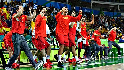 La generación de oro del baloncesto español, posiblemente la mejor selección de toda la historia de cualquier deporte en España, se despidió este domingo de los Juegos de Río de Janeiro con una nueva medalla olímpica, ésta de bronce, después de batir