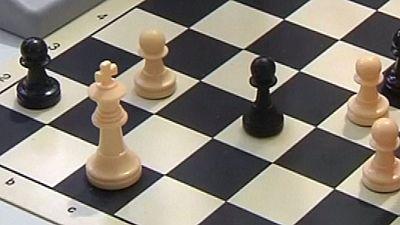 El municipio de Hinojosa, en Guadalajara, celebra la partida de ajedrez más grande del mundo