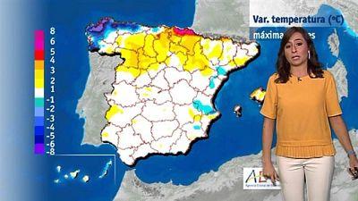 El tiempo en Canarias - 22/08/2016