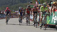Etapa 3 - Vuelta Ciclista a Espa�a 2016: Mar�n - Dumbr�a. Mirador de �zaro - ver ahora