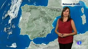 El tiempo en Extremadura - 23/08/16
