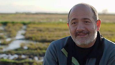 Red Natura 2000 - Historias - Virgilio, director de una empresa de turismo ornitol�gico