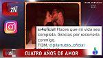 Corazón - Sergio Ramos y Pilar Rubio cumplen 4 años de amor