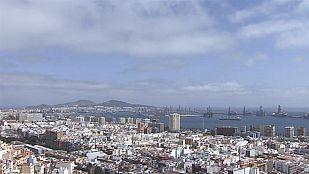 El tiempo en Canarias - 23/08/2016