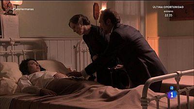 Elisa pierde a su beb� pero logra despertarse