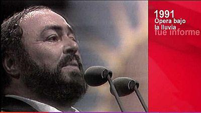 Fue informe - Luciano Pavarotti - ver ahora