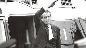 Los setenta. Estados Unidos contra Nixon