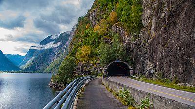 Noruega trabaja en un proyecto para unir sus fiordos mediante una red de puentes y túneles submarinos