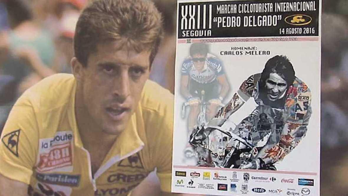 Ciclismo - Marcha Cicloturista Perico Delgado 2016 - VER AHORA