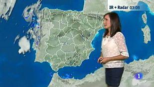 El tiempo en Extremadura - 24/08/16