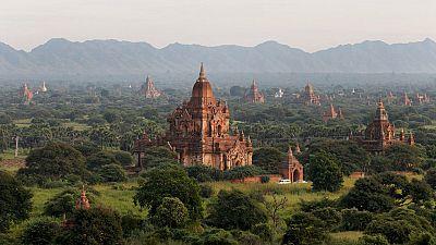Registrado un terremoto de 6,8 en el centro de Birmania