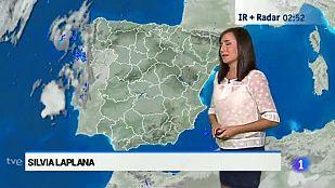 El tiempo en Andalucía - 24/08/2016