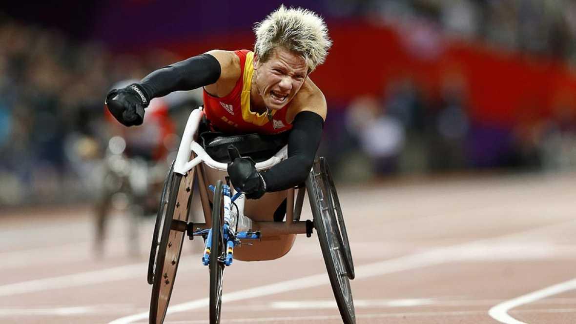 Marieke Vervoort se acogerá a la eutanasia tras los Juegos de Río