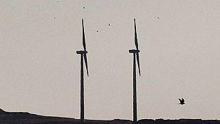 Persiste el viento con rachas muy fuertes en Cádiz y el Estrecho