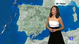 El tiempo en Extremadura - 25/08/16