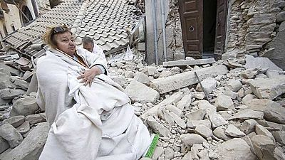 El se�smo de Italia ha dejado sin casa y sin futuro a muchos habitantes de la zona