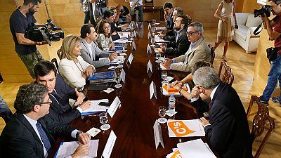 PP y Ciudadanos siguen intentando salvar sus diferencias para alcanzar un acuerdo