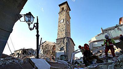 Así era Amatrice antes del devastador terremoto