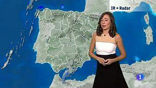 El tiempo en Andalucía - 25/08/2016