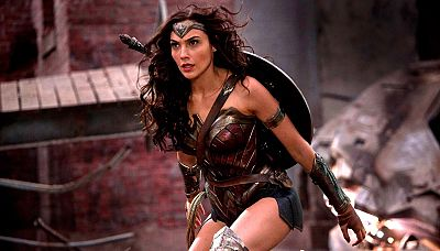Tráiler de 'Wonder Woman'