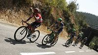 Etapa 6 - Vuelta Ciclista a España 2016: Monforte de Lemos - Luintra. Ribera Sacra - ver ahora