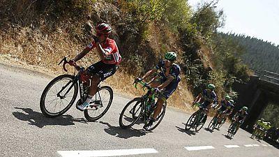 Etapa 6 - Vuelta Ciclista a Espa�a 2016: Monforte de Lemos - Luintra. Ribera Sacra - ver ahora