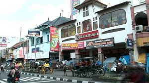 Aventura al este de Java