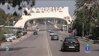 Las dos caras de Marbella