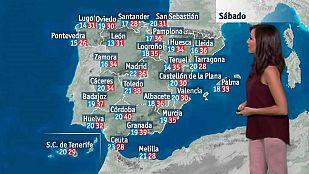 El tiempo en la Comunidad Valenciana - 26/08/16