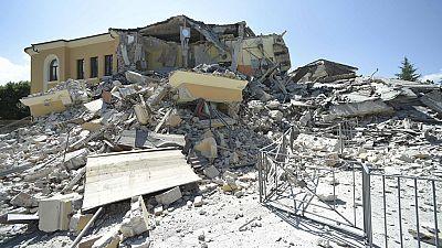 La justicia italiana investigará por qué se han derrumbado edificos reformados con dinero público para soportar terremotos