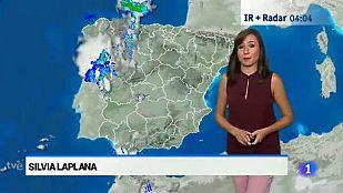 El tiempo en Andalucía - 26/08/2016